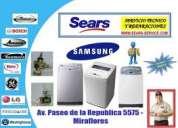 !! experence - sears !! servicio tecnico de lavadoras bosch