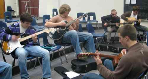 Clases de Guitarra por prof. Stefano Lima Peru Surco toda edad