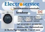 Daewoo electrodomésticos servicio tecnico y venta de repuestos 6687691