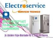 Mantenimiento de refrigerdoras indurama 988036...