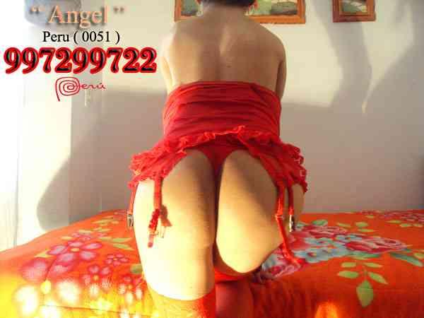 Solo conocedores del placer angel 997299722 masajes lingam ruso vitarte