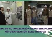 Curso de actualizaciÓn, repotenciacion y automatizaciÓn electrÓnica