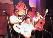 Escucha musica criolla boleros  y bailables en vivo