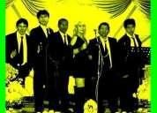 Orquesta internacional aventura desde 100soles - musica variada