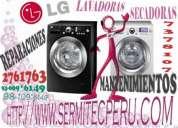 Servicio tÉcnico de lavadoras lg 7378107 mantenimientos y reparaciÓn