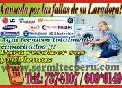Tecnicos 7378107 lavadoras secadoras refrigeradoras reparaciÓn y mantenimiento expertos