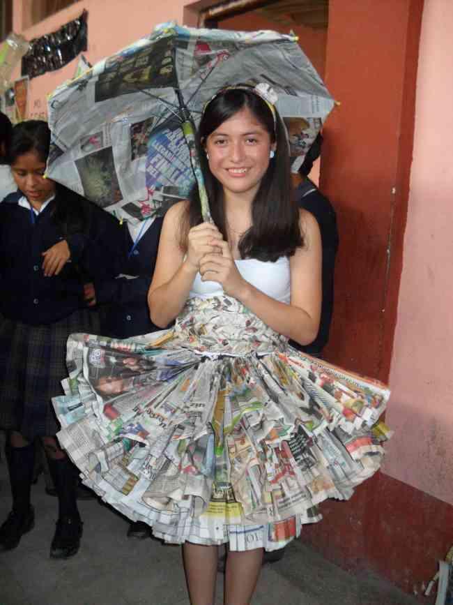 Pics Photos - Trajes Materiales Reciclables Para Ninos Ropa Accesorios