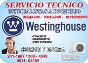 Centro tecnico westinghouse  2411687  aire acondicionado