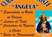Curandera espiritista angela 4005541 en los olivos