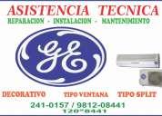 aire acondicionado mantenimiento 981208441 general electric