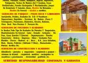 Servicios y proyectos en general - roberth alexander