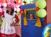 Show de titeres, fiestas para bebes, show infantil, nidos y mas infanty club party planner