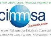 Refrigerador  de  laboratorio  rpm# 990899807