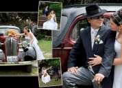 Carcochitas y autos de coleccion para matrimonios y paseos romanticos en lima