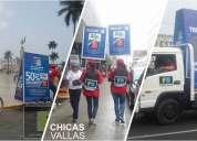 agencia de publicidad en trujillo chiclayo piura cajamarca chimbote