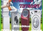 Tecnicos 7992592 reparaciÓn y mantenimiento lavadoras secadoras