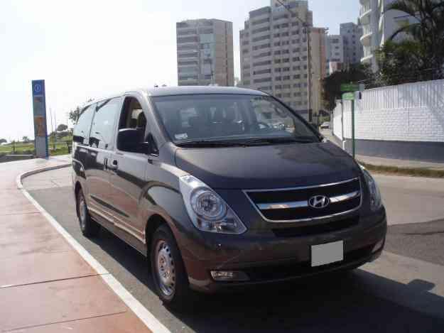 Transporte Ejecutivo en Vans H1 en Lima - Traslados Ejecutivos Lima