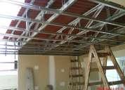 Servicio de instalacion drywall