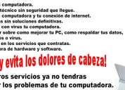 Servicio Técnico en Equipos de Computo