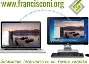 Reparación de pc online - servicio técnico pc - francisconi.org