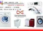 Servicio tecnico lavadoras daewoo - 6649573 lima 947522450 -