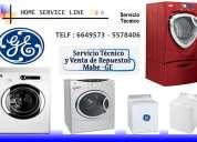 Servicio tecnico lavadoras general electric (6649573) lima