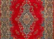 Lavado de alfombras  en san borja telf. 241-3458 - premium - exclusivo
