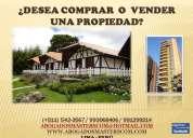 Asesoria en la  venta de  su propiedad - saneamiento fisico legal de propiedades