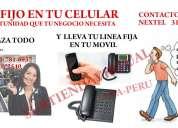 Chip fijo para celular, chip fijo, numero de casa para celular