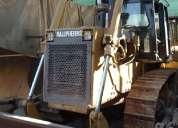 Tractor de orugas d6d del 2003 angulable