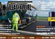 Primera calidad obten a los mejores precios asfaltos y sus derivados