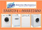 Servicio tecnico lavadoras whirlpool lima •2565734•