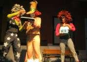 show de payasos magos fiestas infantiles en surco show infantiles pretty show la molina