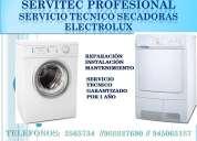 Servicio técnico secadoras electrolux 2565734 servitec lima