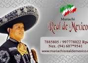 mariachis en los olivos - excelente show para ud...real de méxico