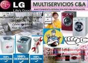 servicio  tecnico lavadoras  lg  lima