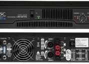 Venta de power qsc rmx 2450 a tan solo 1200 soles