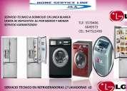 """Servicio tecnico lavadoras """"lg"""" lima//6649573"""