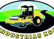 Grandes ofertas asfalto liquido en cilindros rc-250 cel: 945624066