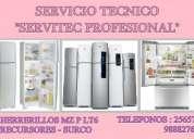 Servicio tecnico refrigeradore general electric lima - (( 2565734 ))) reparacion