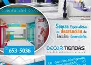 Decor tiendas – diseÑo y decoracion de interiores  – sjl