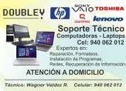 Soporte tecnico computadoras - laptops