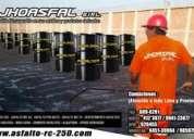 Venta de imprimante- asfalto -cemento asfaltio por cilindro