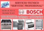 Servicio tecnico cocinas bosch lima - 988827690 - mantenimiento