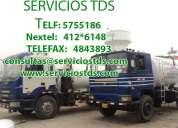 Limpieza silos . telf.: 5755186 / 412*6148
