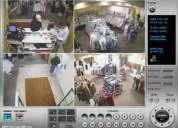 Instalador cámaras cctv, ip.