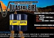 Villasfal eirl tiene lo mejor en asfalto del peru