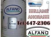 """Alfano """"especialisimo"""" 447-2306/ servicio tecnico de termas"""