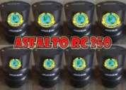 Ofertamos ocres importados asfalto mc30 thinner acrilico