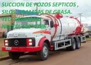 Limpieza de silos - silos y camiones  limpieza y desinfección de silos para la industria